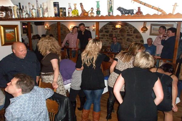 Demetris gallery 21 at Demetris Taverna, restaurant weston-super-mare