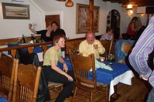 Demetris gallery 26 at Demetris Taverna, restaurant weston-super-mare