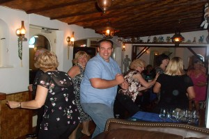 Demetris gallery 28 at Demetris Taverna, restaurant weston-super-mare
